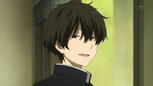Oreki smile