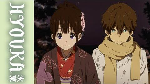 Hyouka - Part 2 - Official Clip - New Year's