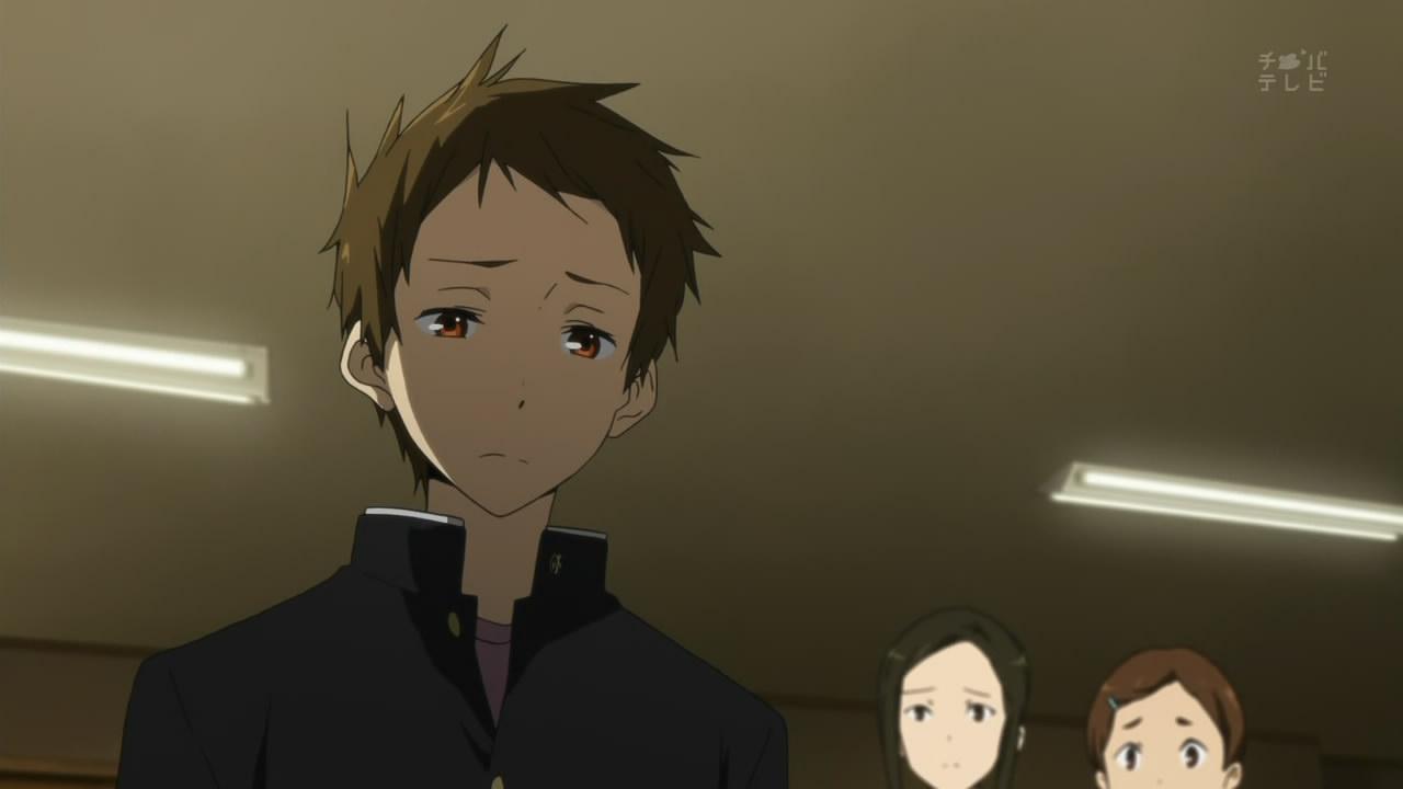image depressed satoshi jpg hyouka wiki fandom powered by wikia
