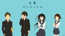 Hyouka minimalist by abesario25-d893ro4
