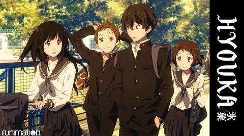 Hyouka Part 1 - Trailer
