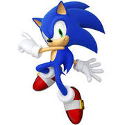 Sonic is the 2000s