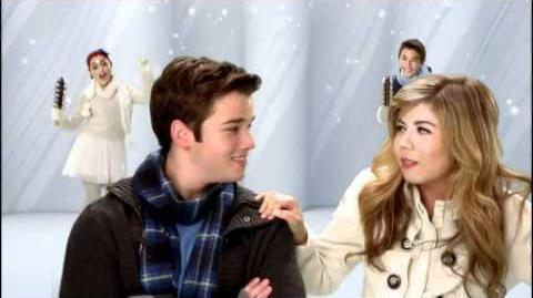 Nickelodeon-Sleigh Ride Christmas Song 2011 (HQ)