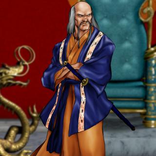 Shang Tsung.