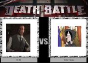 Death battle Dr. Hill VS Robbie Valentino