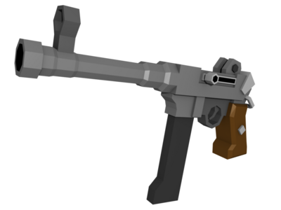 Tf2 submachine gun by pithekhoz-d6gjhow