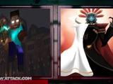 Death Battle:Herobrine vs Vaktus