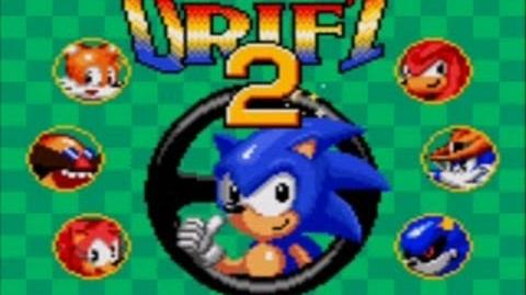 Let's look at Sonic Drift 2!