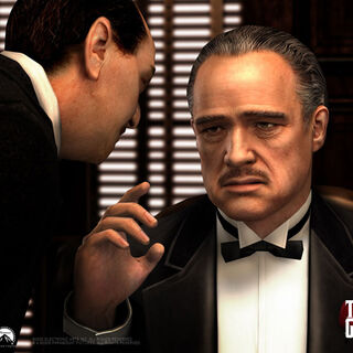 Don Vito Corleone.
