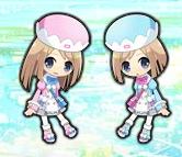 Twin chibi