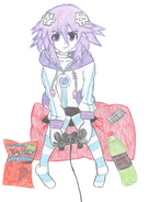 Nep nep s game night by soundwave023-d5stzhu