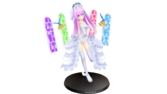 Mmd purple sister with wedding processor by chocokobato-d54apei