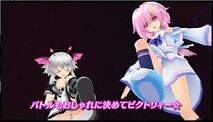 Nep and puru costumes
