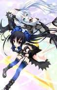 Black heart and Noire