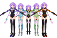 Hyperdimension neptunia mkii purple heart by xxnekochanofdoomxx-d5ny8db