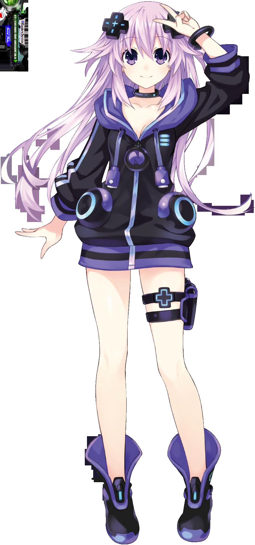 Neptune Ultra Dimension Hyperdimension Neptunia Wiki