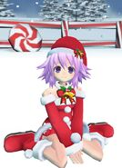 Christmas neptune by noelvermillionhime-d5seia1