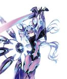 Neptunia VII Next Purple