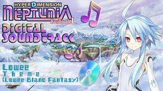 Neptunia Re;Birth 1 OST▶Lowee Theme (Lowee Blanc Fantasy)