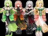 Vert (costumes)