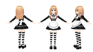 Mmd maid ram by chocokobato-d5e2s6w