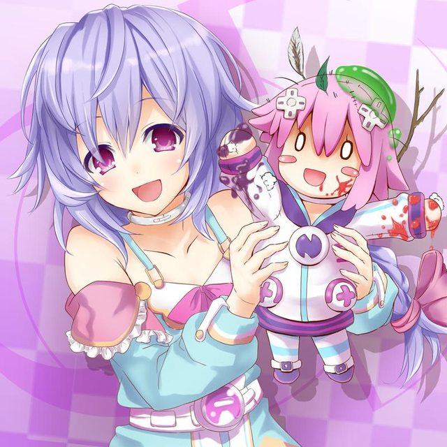 [Anime/Game do Mês] - Hyperdimension Neptunia 2/4 Latest?cb=20130417205945