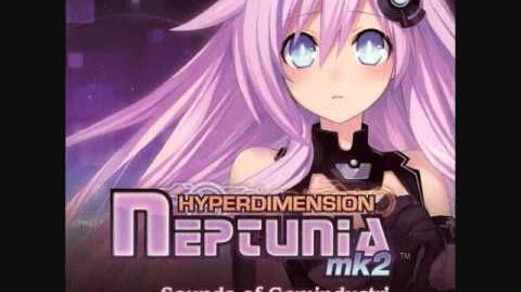 "Hyperdimension Neptunia mk2 OST - Sounds of Gamindustri 13. ""Pirachu's Theme"""