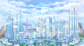 Planeptune central city.png