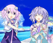 Neptunia early years by suning-d5etuvb