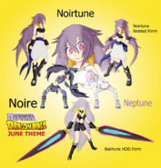 Noire and Neptune Fusion Noirtune