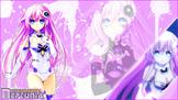 Hyperdimension neptunia nepgear wallpaper by powniie-d6qxqv3