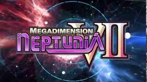 Megadimension Neptunia VII - Trailer