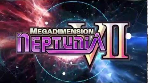 Megadimension Neptunia VII - Trailer