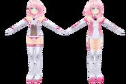 Hyperdimension neptunia v white sister ram by xxnekochanofdoomxx-d5onb0m