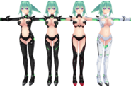 Hyperdimension neptunia v green heart by xxnekochanofdoomxx-d5ojt76