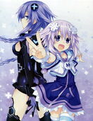 Yande.re 230940 choujigen game neptune neptune purple heart thighhighs tsunako