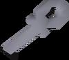 Loop half of a key detail