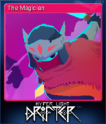 Hyper Light Drifter Card The Magician