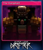 Hyper Light Drifter Card The Hierophant