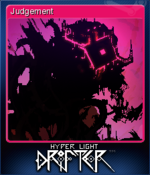 Hyper Light Drifter Card Judgement