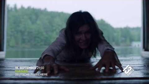 Slasher - TV Serie Deutschlandpremiere Trailer (deutsch)
