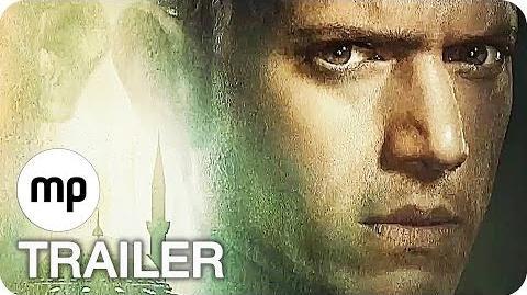 PRISON BREAK Staffel 5 Trailer German Deutsch (2017) Exklusiv
