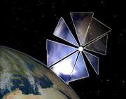 Cosmos 1 solar sail