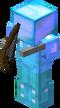 Enchanted Diamond Skeleton