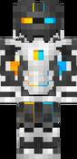 Enderman-Gamer Skin