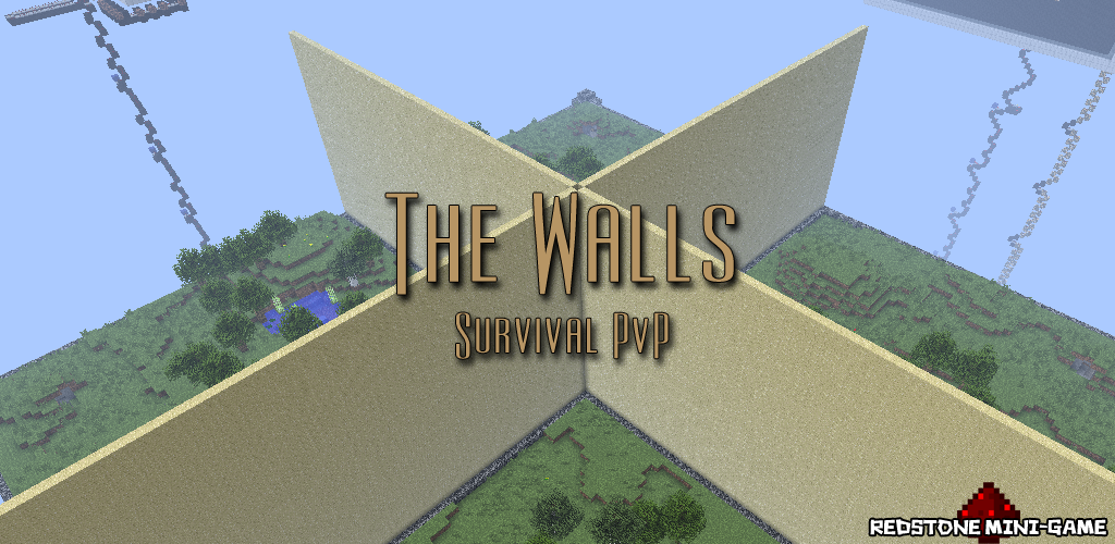 Image the walls survival pvp minecraft map downloadg hypixel the walls survival pvp minecraft map downloadg gumiabroncs Gallery