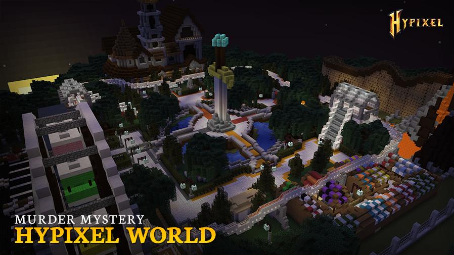hypixel world murder mystery hypixel wiki fandom powered by wikia