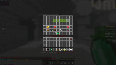 Quakecraft shop