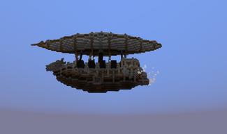 Bombardment Ship