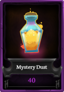 Mysterydustepic